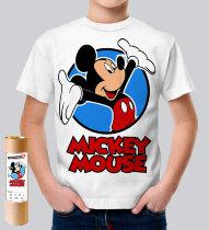 Детская футболка Mickey Mouse Hands Up!