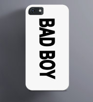 Чехол на iPhone BAD boy