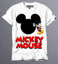 Футболка Mickey Mouse-Face
