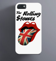 Чехол на iPhone The Rolling Stones язык
