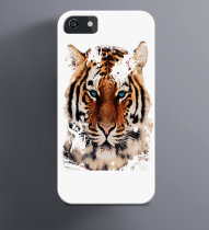 Чехол на iPhone Tiger