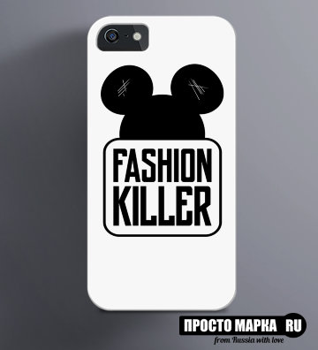 Чехол на iPhone Fashion Killer
