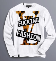 Толстовка Свитшот fucking fashion