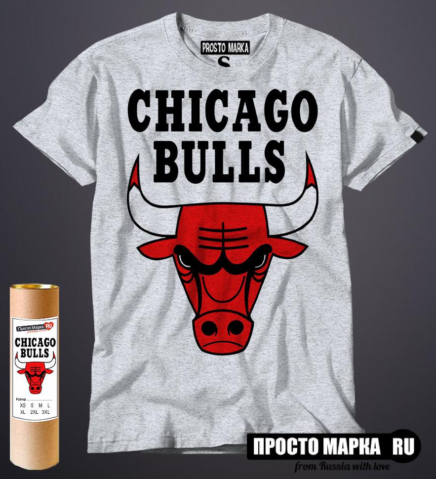 Кофта Чикаго Булс Доставка