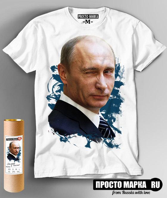 Картинка путина на футболку тарасова